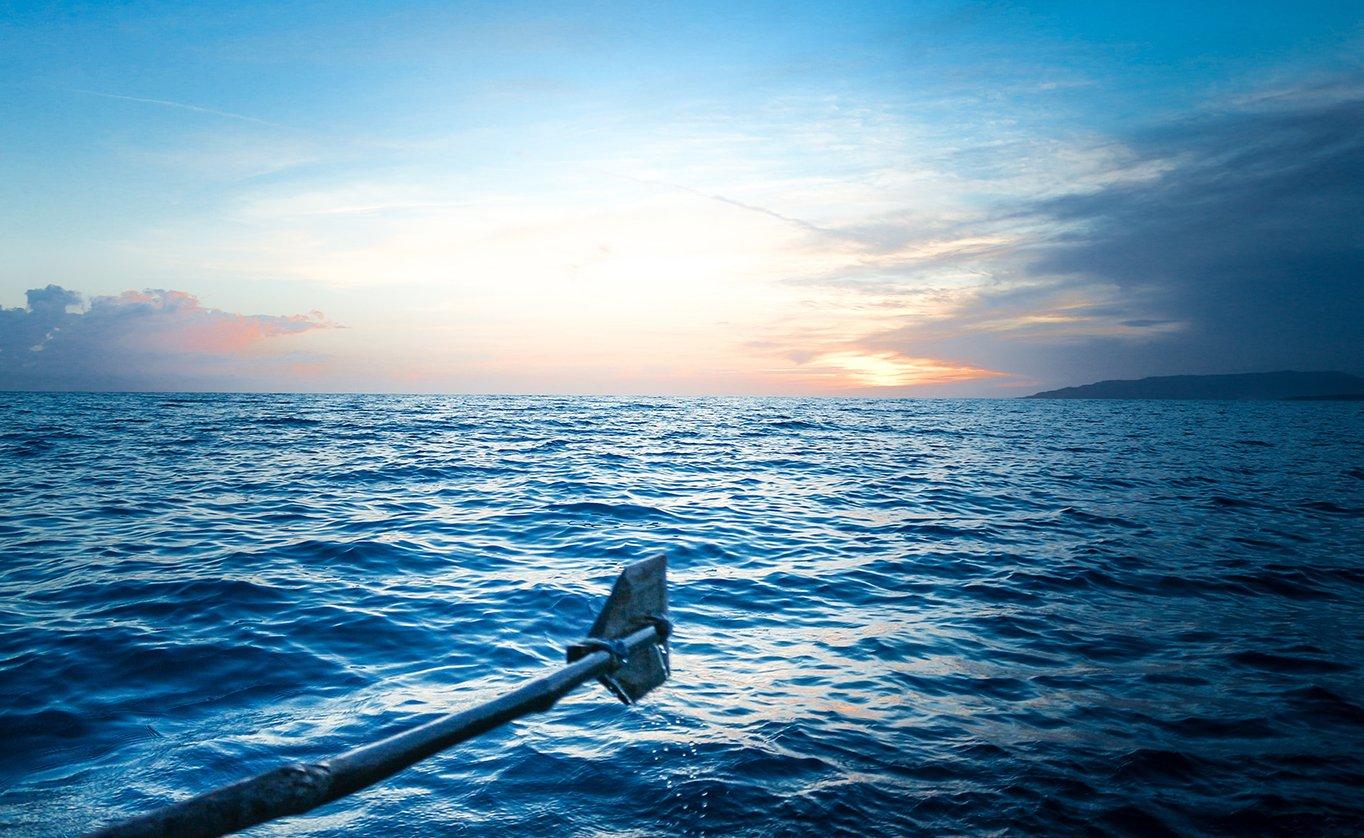 DAG 14 & 15. 36 uur lang op open zee