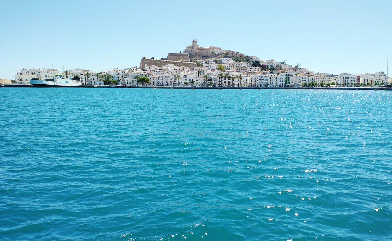 DAG 17-18-19. Vast op Ibiza