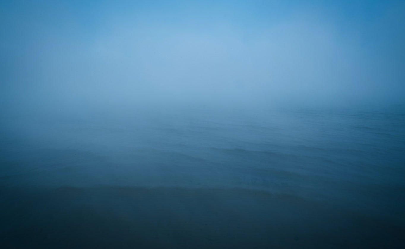 DAG 07. Op weg naar San José met dichte mist.