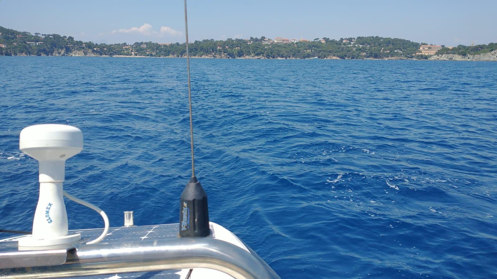DAG 45. De oversteek naar Corsica