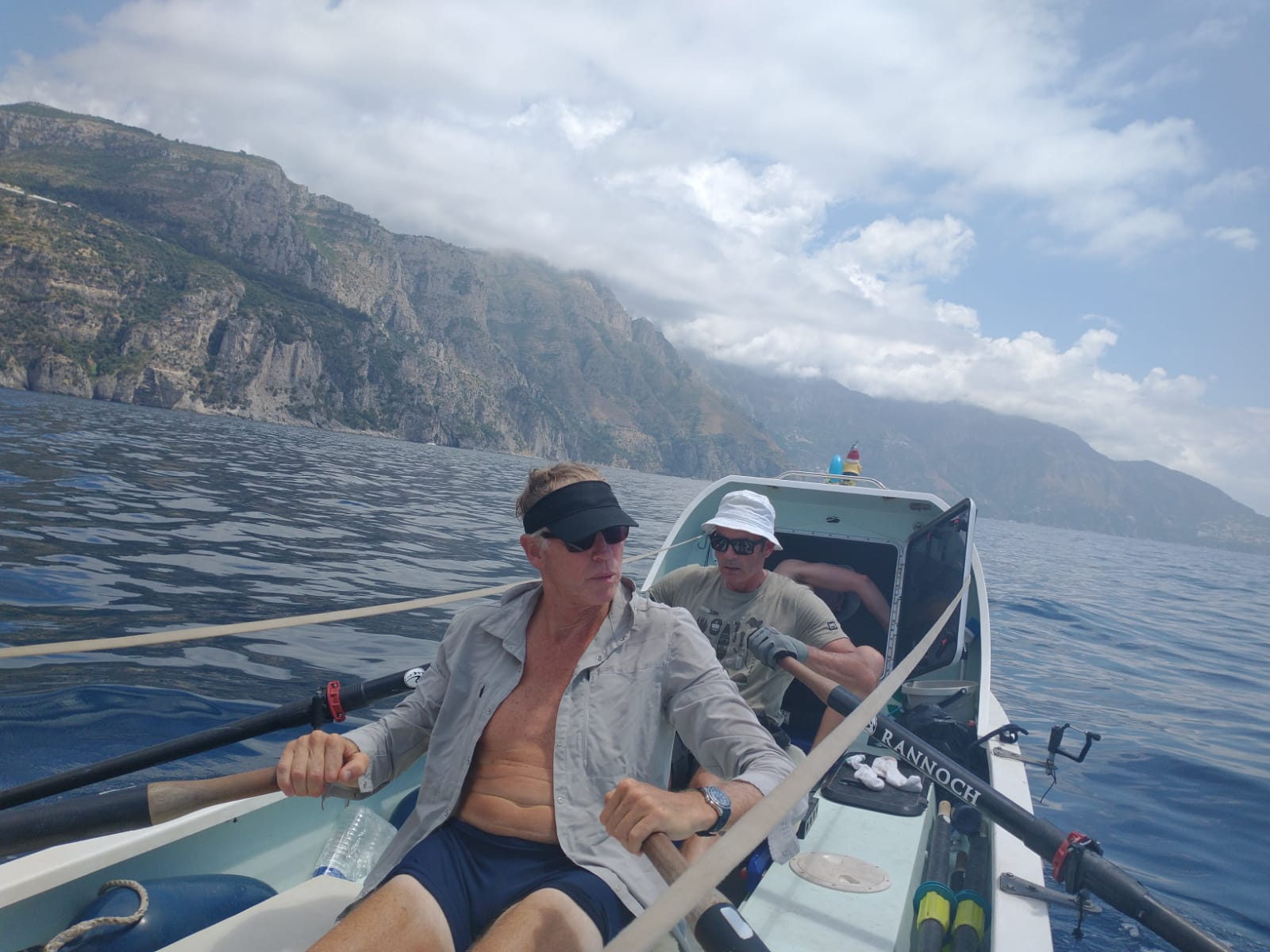 DAG 62. Going to Positano